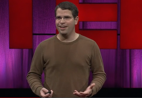 Matt Cutts TED 2011 pic and SEO Reasons for Which the Page Rank of a Website Goes Down