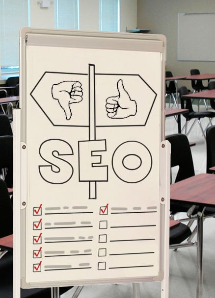 Some SEO Lessons To Avoid Trouble And Achieve Success