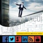 1.Business Survival Via Social Media