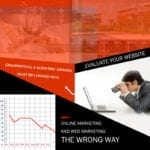 2.Online Marketing And Web Marketing The Wrong Way