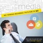 1.Big Thinking Regarding The Future Of SEO