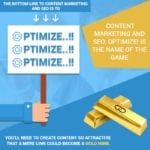 1. Content Marketing And SEO Optimize! Is The Name Of The Game