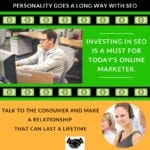 Personality Goes A Long Way With SEO