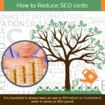 How to Reduce SEO costs