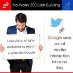 No Worry SEO Link Building