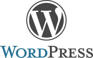 wordpress logo we design