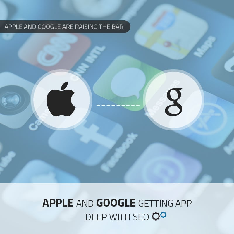 Apple And Google Getting App Deep With SEO