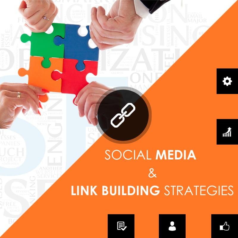 Social Media & Link Building Strategies - SEO Tips SEO service