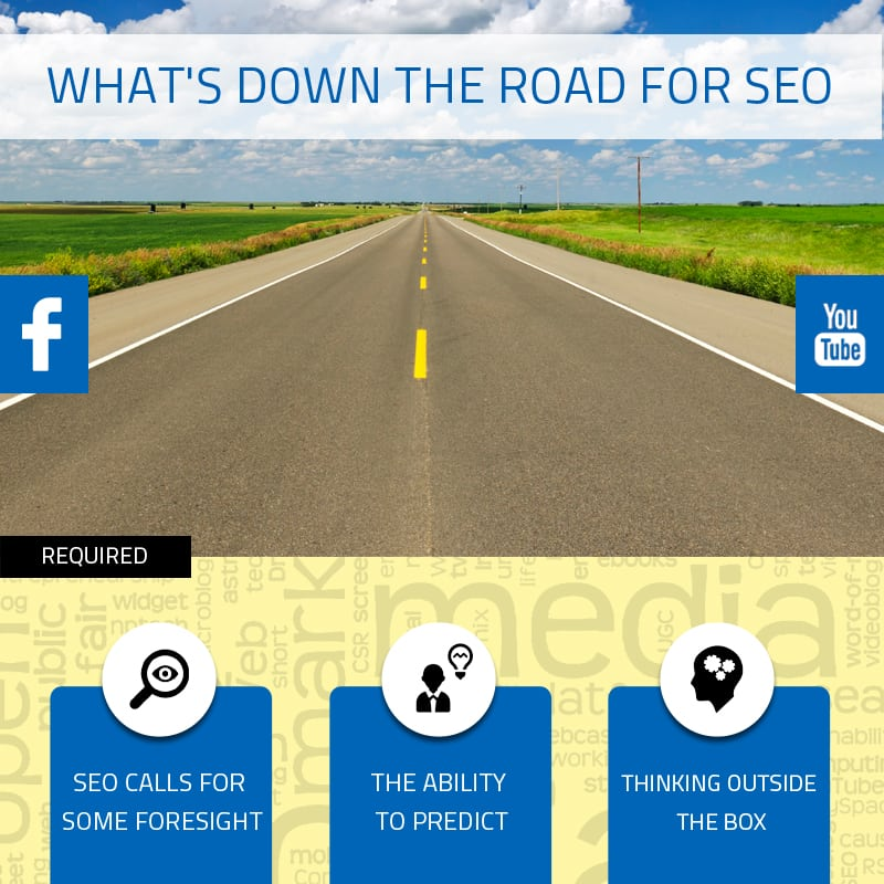 What's Down The Road For SEO