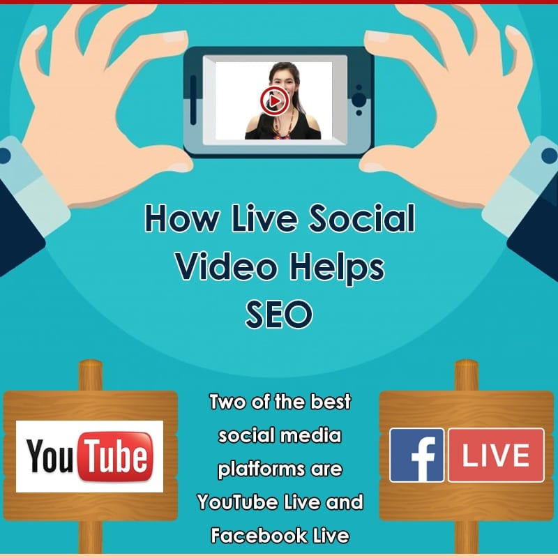How Live Video Helps Your SEO