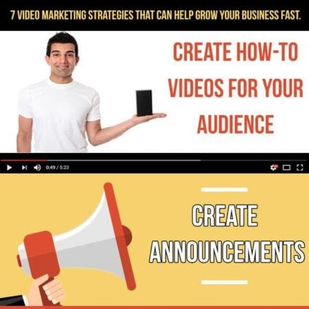 7 Video Marketing Strategie will help to grow your business