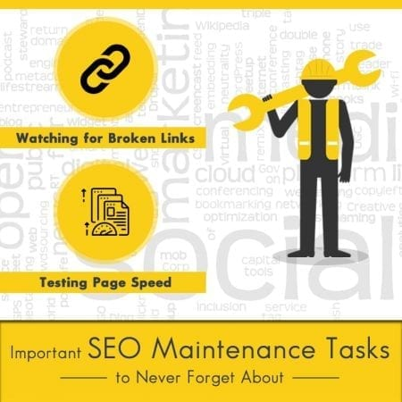 Important SEO Maintenance Tasks to Never Forget About