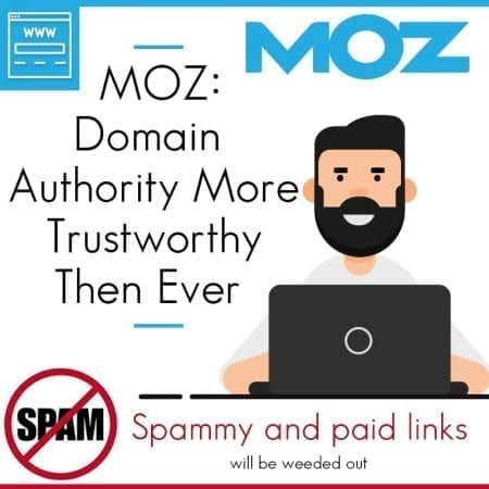MOZ: Domain Authority More Trustworthy Then Ever