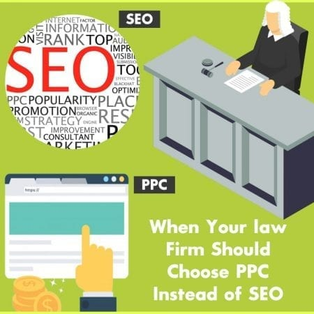 Your Law Firm Should Choose PPC Instead Of SEO