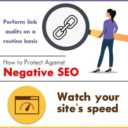 How to Protect Against Negative SEO