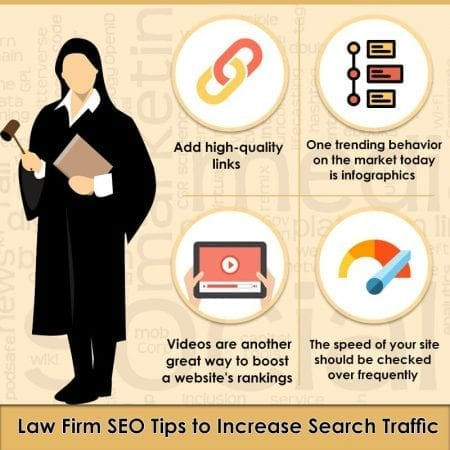 Law Firm SEO Tips To Increase Search Traffic