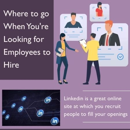 Where To Go When You're Looking For Employees To Hire