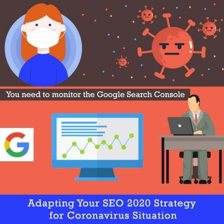 Adapting Your SEO 2020 Strategy For Coronavirus Situation