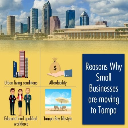 Reasons Why Small Businesses Are Moving To Tampa