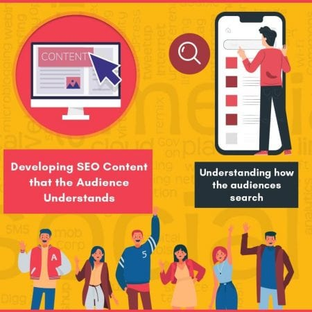 Developing SEO Content That The Audience Understands