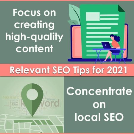 Relevant SEO Tips For 2021