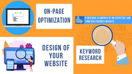 8 Integral Elements Of An Effective Law Firm SEO-Friendly Website