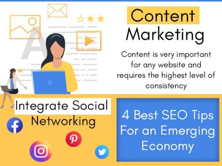 4 Best SEO Tips For An Emerging Economy