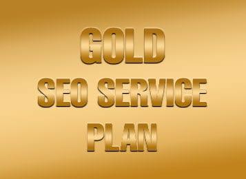 Gold SEO service plan