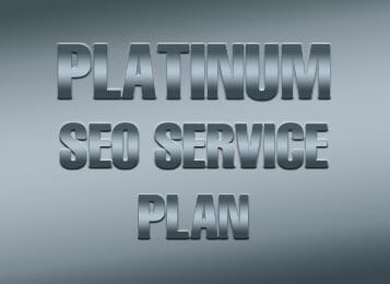 Platinum SEO service plan